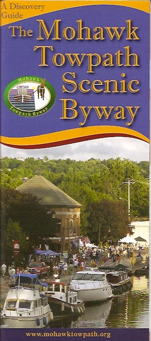 Click to download a PDF of the Discovery Guide to the Mohawk Towpath Byway (6 MB)